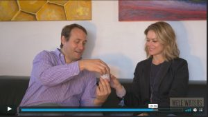 Katie Garces interviews Aaron Perry about Wele Waters bathing salts.