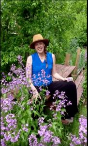 Corin Blanchard shares her Wele Waters soaking experience